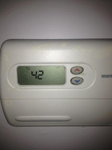 sandy thermostat