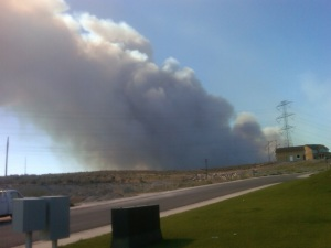 lance fire pic