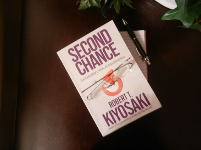 second chance kiyosaki book pdf