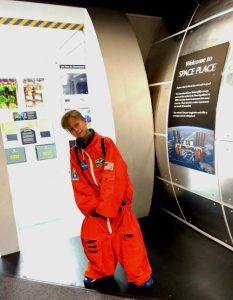 Myles the Spaceman